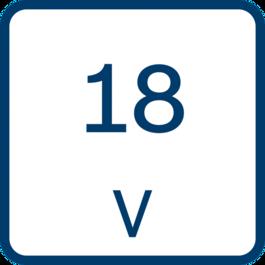 전압 18V