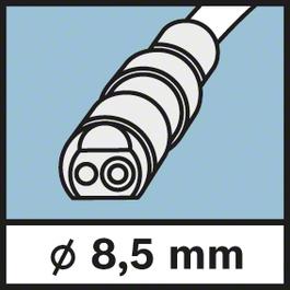 카메라 헤드 직경 8.5 mm 카메라 헤드 직경 8.5 mm