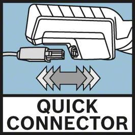 퀵 커넥터 Quick-Connector 기술에 기반한 빠르고 쉬운 케이블 제거