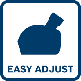 Save time with especially quick and easy mounting Therefore especially suitable for applications involving frequent material changes